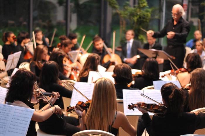 Orkiestra z Pampeluny