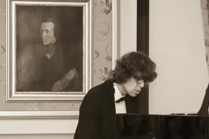 Radosław Kurek - recital fortepianowy