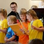 Muzyka na Dzień Dziecka w Szafarni