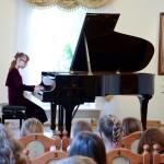 Koncert Uczniów Szkoły Muzycznej