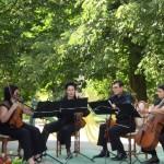 09.08.2009 r Toruński Kwartet Smyczkowy