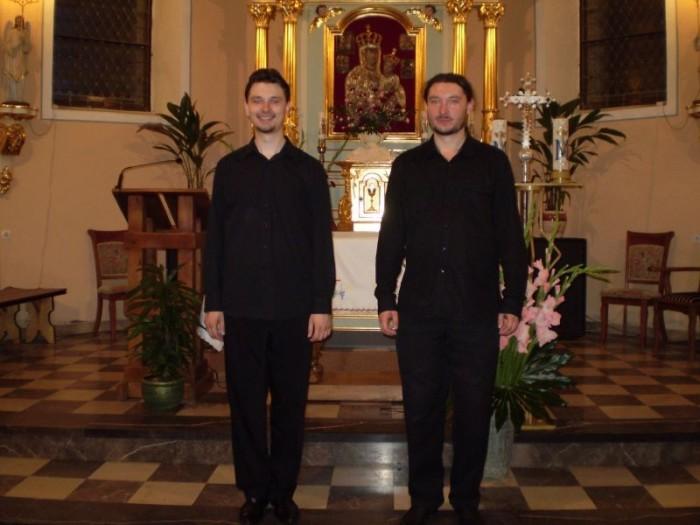 24.07.2009 Dawna Muzyka Cerkiewna w Kościele w Płonnem