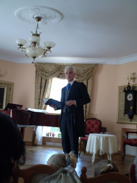 25.04.09 Fryderyk Chopin – Homo Artifex Dariusz Jakubowski