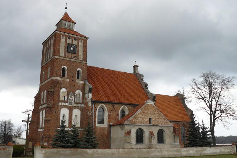 Nieszawa - Fara pw. św. Jadwigi - fot.G.Spychała