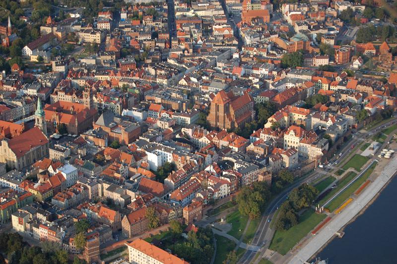 Toruń - Stare Miasto - fot. T.Grajpel
