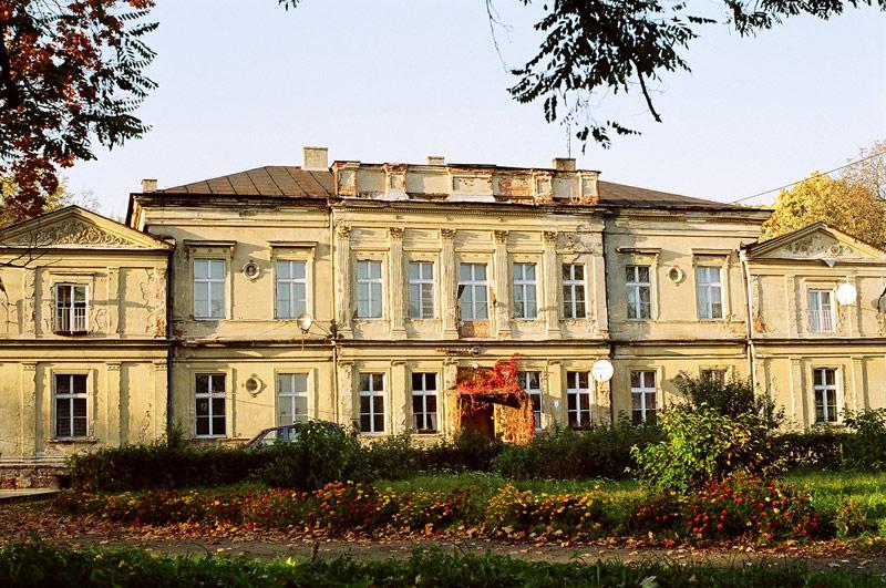 Zbójno - Pałac - fot. A.Hermann