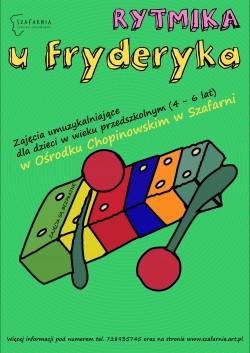 Rytmika u Fryderyka