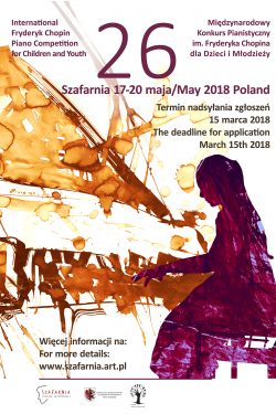 Konkurs pianistyczny dla dzieci i młodzieży