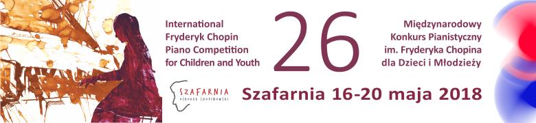 Konkurs Pianistyczny 2018