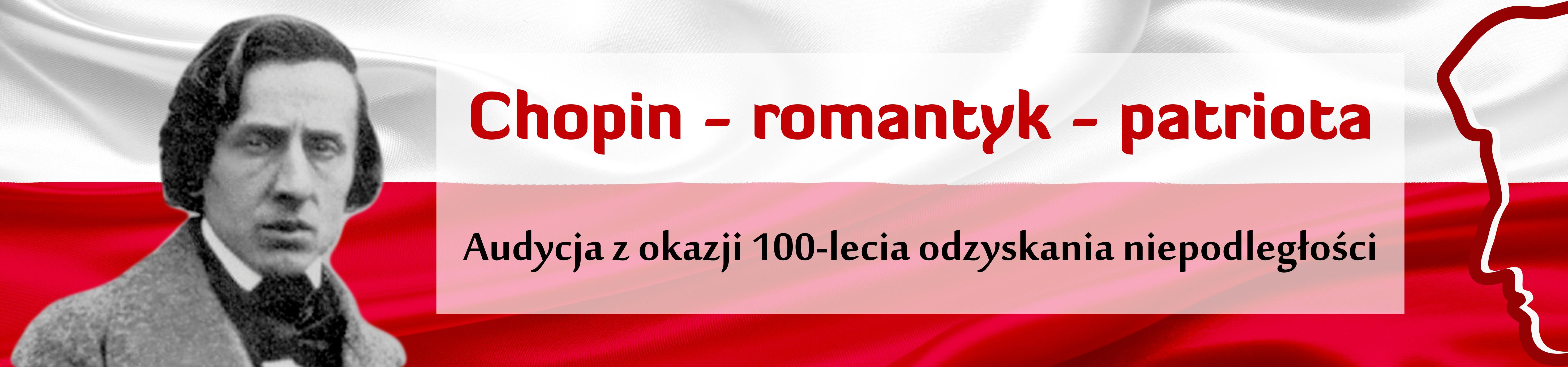 Audycja Chopin-romantyk-patriota
