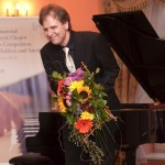 Inauguration of the 19th Piano Competition - Kevin Kenner 2011